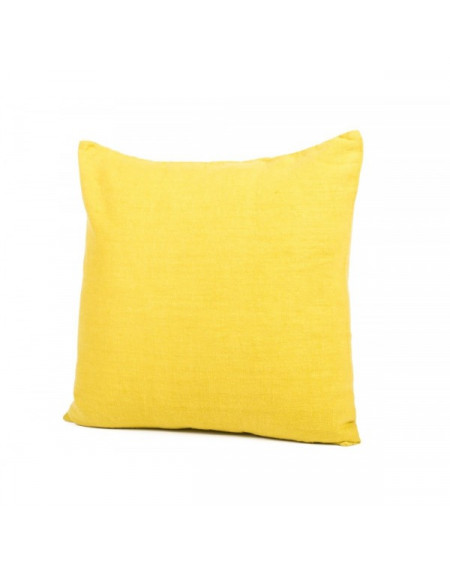 HOUSSE DE COUSSIN PROPRIANO 45X45 CURRY