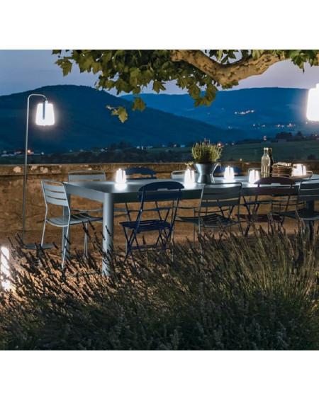 LAMPE BALAD H25 GRIS ORAGE FERMOB