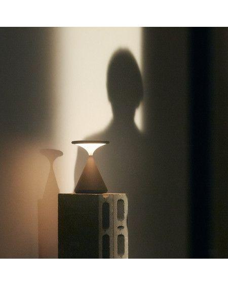 LAMPE SALT & PEPPER DARK TOBIAS GRAU