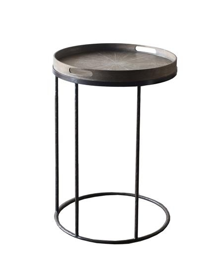 TABLE HAUTE RONDE S Ø49XH66 NOTRE MONDE