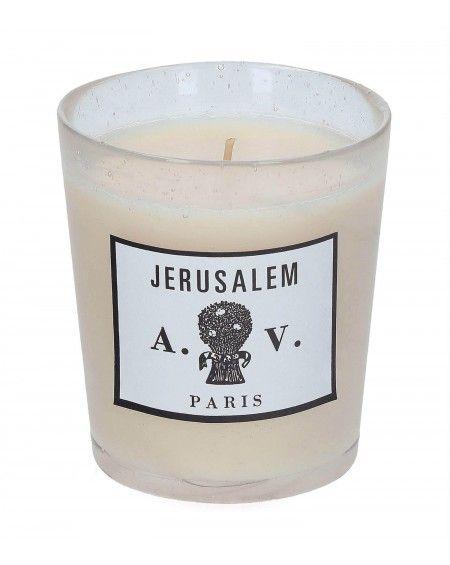 BOUGIE PARFUMEE JERUSALEM ASTIER DE VILLATTE