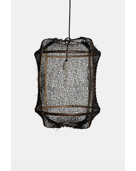 Z5 BLACK SISAL NET BLACK - AY ILLUMINATE