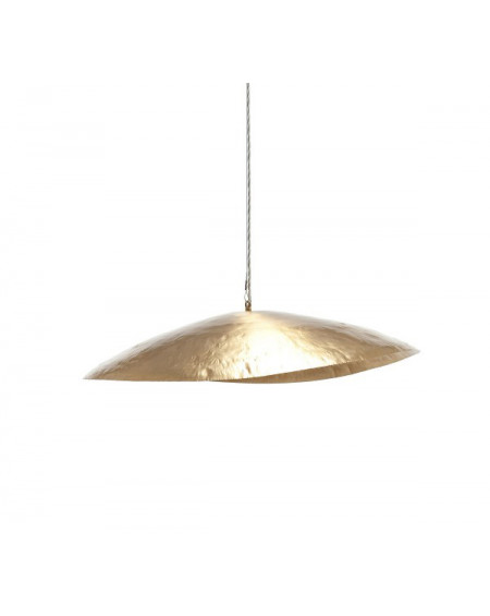 SUSPENSION BRASS 95 EN LAITON Ø80 GERVASONI