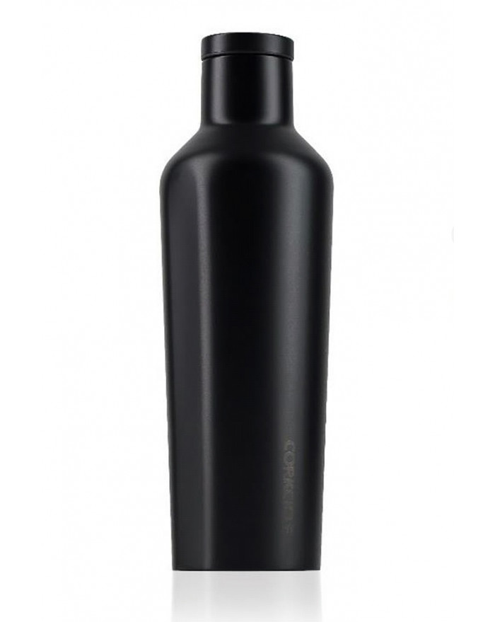 BOUTEILLE ISOTHERME CANTEEN 0,50L DIPPED BLACKOUT CORCKCICLE