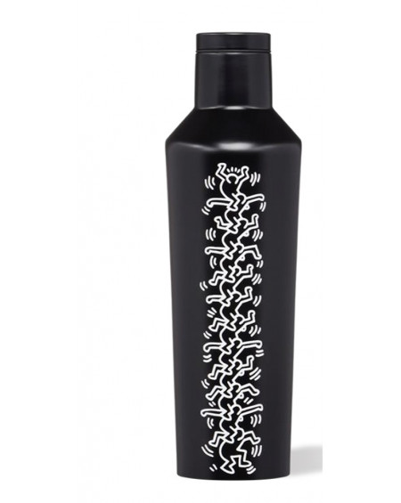 BOUTEILLE ISOTHERME CANTEEN 0,50L KEITH HARING CORCKCICLE