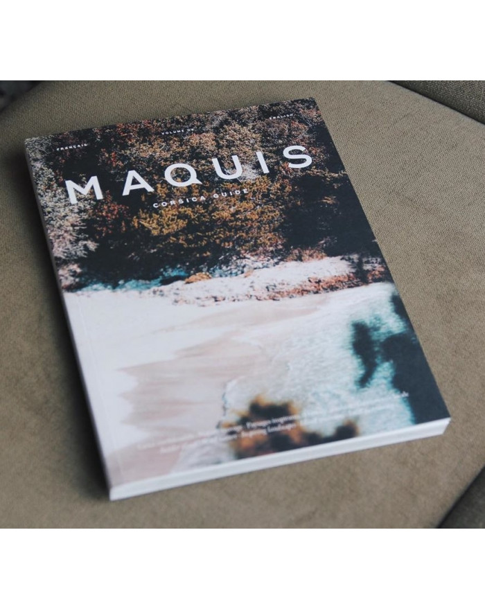 MAGAZINE MAQUIS MAG N°2 EDITIONS 9/16