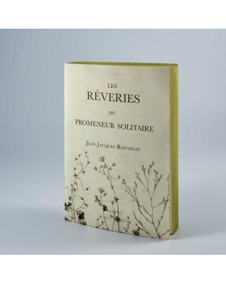 CARNET LES REVERIES 15X21 LIBRI MUTI
