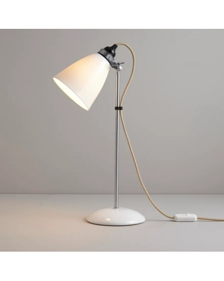 LAMPE HECTOR MEDIUM DOME TABLE LIGHT NATUREL  ORIGINAL BTC