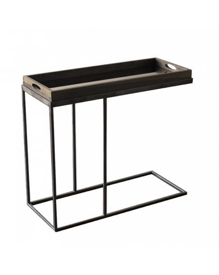 TABLE RECTANGLE TRAY TABLE - MEDIUM