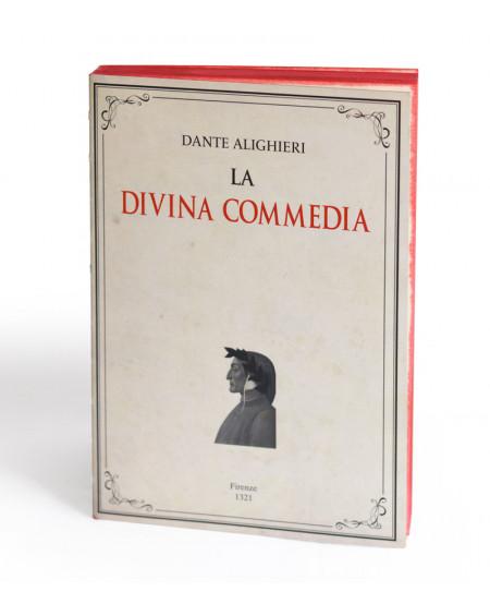 CARNET DIVINA COMMEDIA LM 15X21