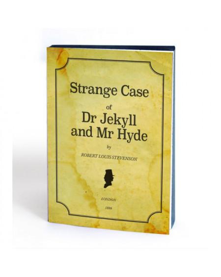 CARNET DR JEKYLL & MR HYDE LM 15X21