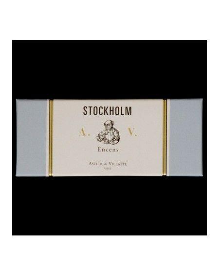 ENCENS STOCKHOLM PAR 125 BATONNETS ASTIER DE VILLATTE