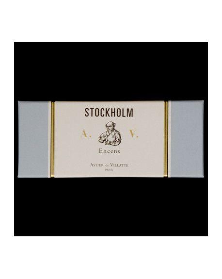 ENCENS STOCKHOLM PAR 125 BATONNETS - ASTIER DE VILLATTE