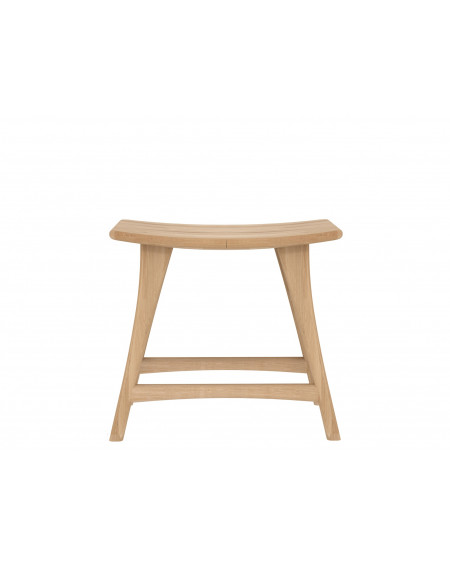 TABOURET OSSO CHENE 50X33X48 ETHNICRAFT