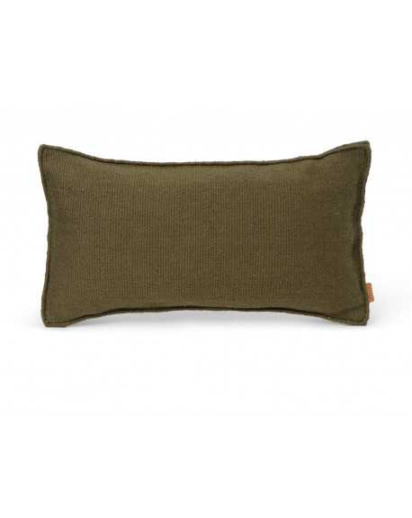 COUSSIN OUTDOOR DESERT CUSHION OLIVE 53x28 - FERM LIVING