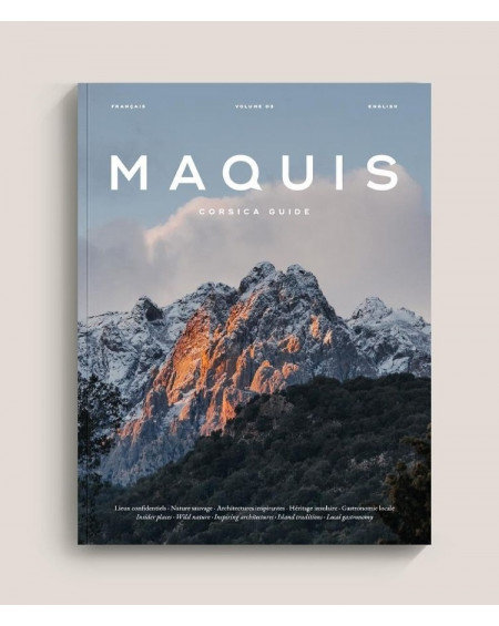 MAGAZINE MAQUIS MAG N°3 EDITION 2021 EDITIONS 9/16