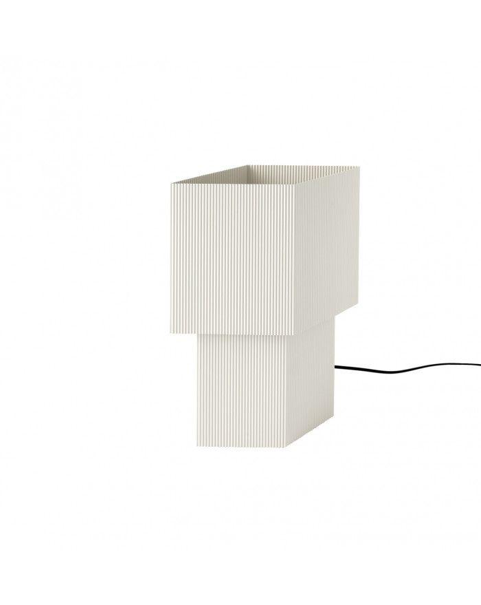 LAMPE DE TABLE ROMB 36 COTTON PHOLC